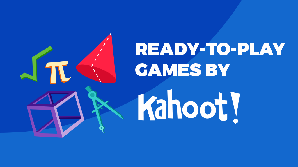 Kahoot! adds 30 new curriculum-aligned math games