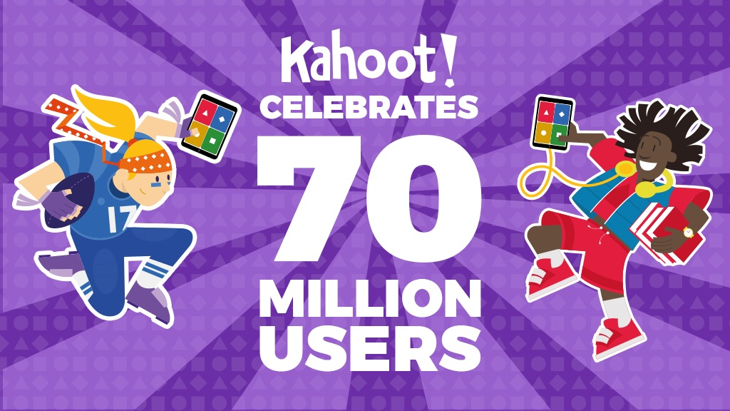 Kahoot! announces reaching 70 million users