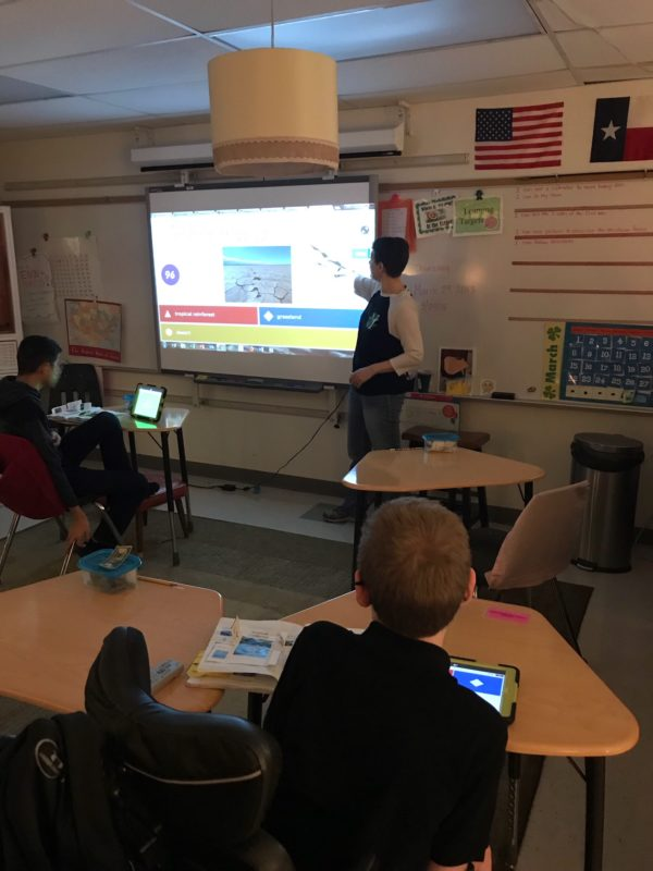Using Kahoot! for inclusive learning