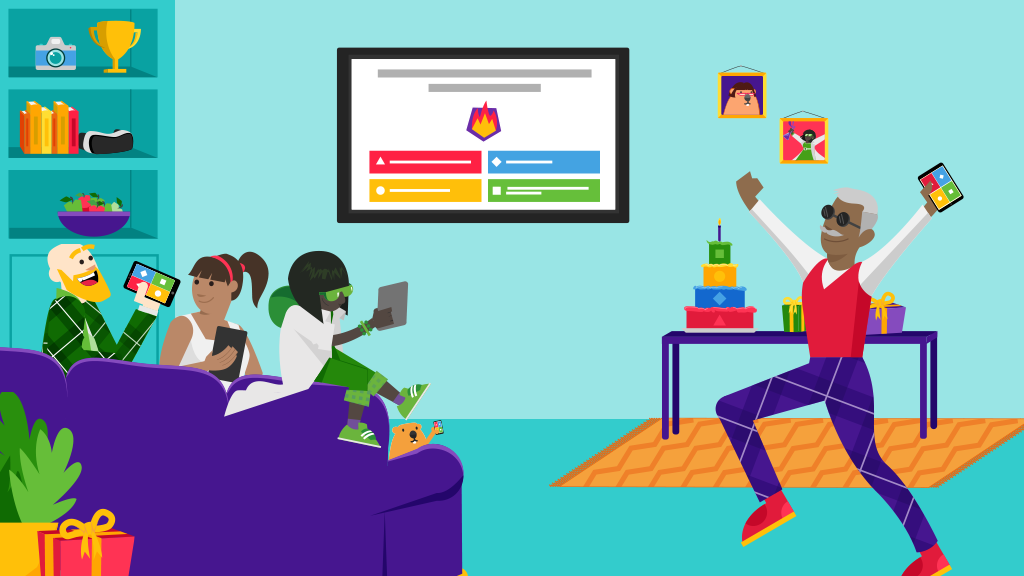 Trivia nights, birthday parties and more   Kahoot! for family and friends