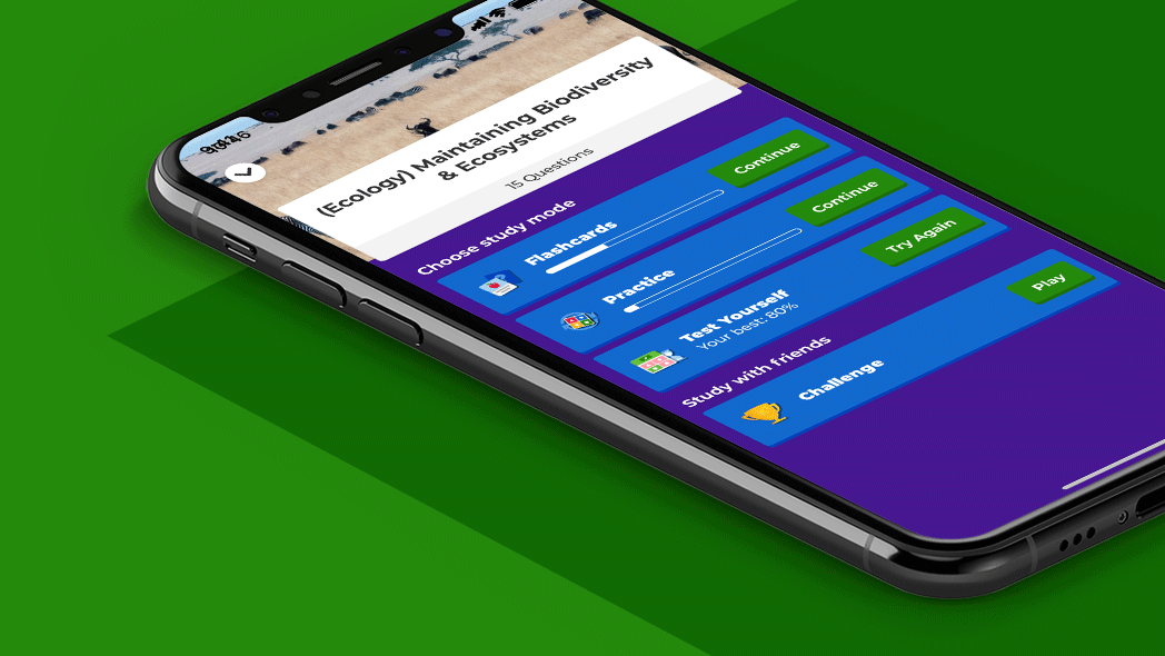Kahoot! app | Free study app for iOS and Android