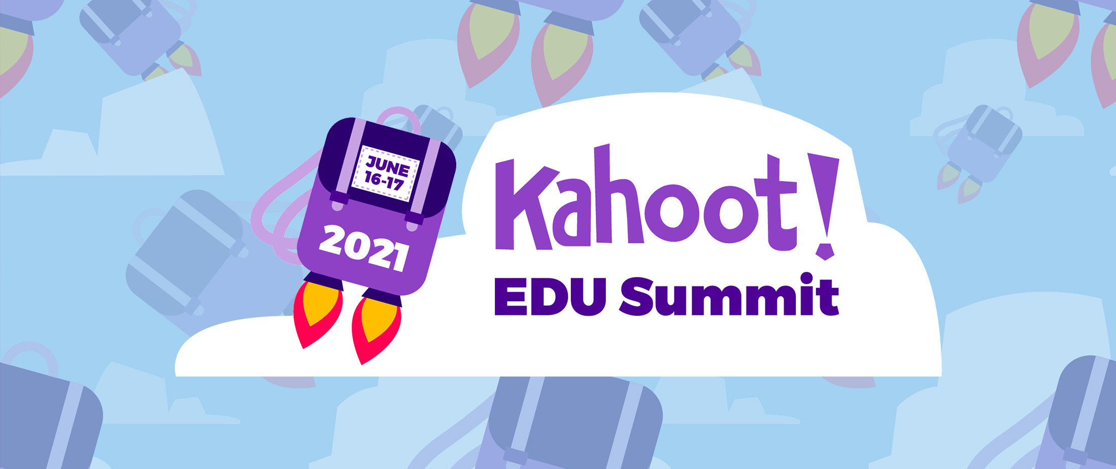 Join the 2021 Kahoot! EDU Summit